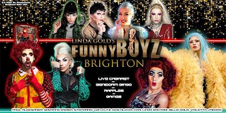FunnyBoyz - Brighton tickets
