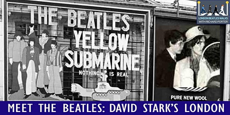 Meet The Beatles: David Stark's London tickets