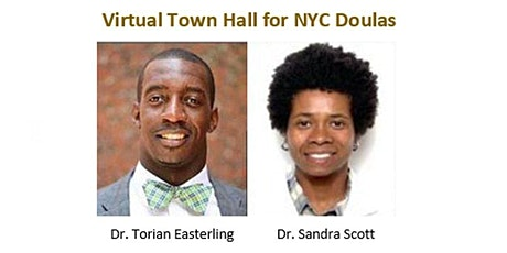 Doula Town Hall on COVID-19 Vaccines tickets