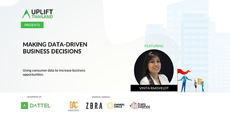 Making Data-Driven Business Decisions – คิดด้วยข้อมูล tickets