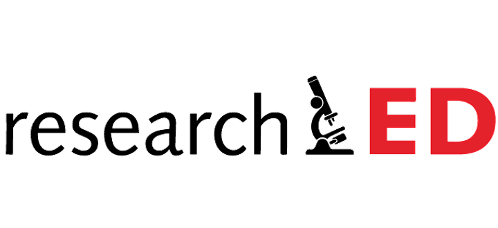 researchED National Conference 2021 image
