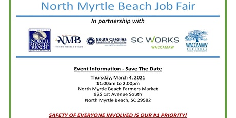North Myrtle Beach Job Fair tickets