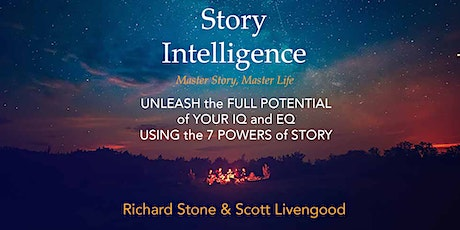 Story Intelligence Book Launch tickets