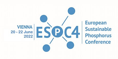 4th European Sustainable Phosphorous Conference - ESPC4 tickets