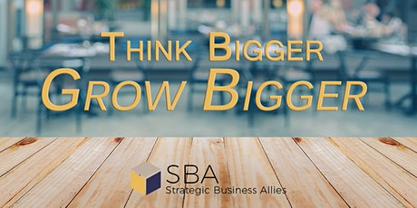 Strategic Business Allies (SBA) March 2021 Planning Meeting tickets