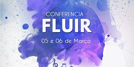 Conferência Fluir ingressos