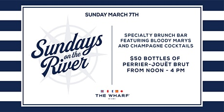 Sundays On The River at The Wharf Miami tickets