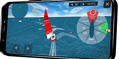 Wed Winter Series - 31 Mar 2021-  eSailing - Racing from your laptop tickets