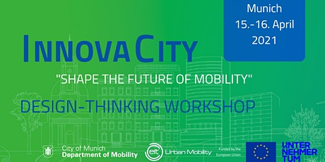 InnovaCity Munich | Mobility Workshop Online tickets