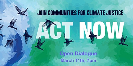 An Open Dialogue about Faith Leadership on Climate Justice in WR tickets