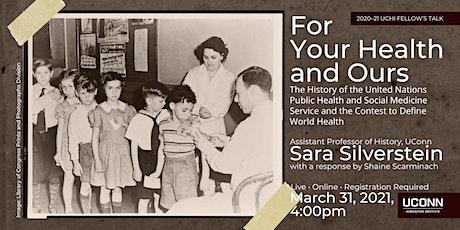 Fellow's Talk: Sara Silverstein tickets