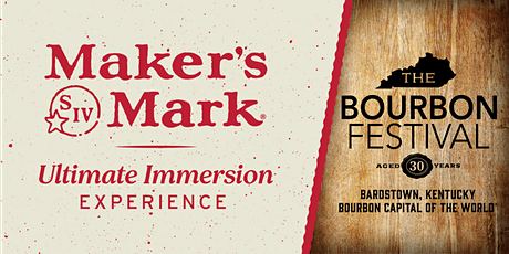 Bourbon Capital of the World:The Ultimate Maker's Mark Immersion Experience tickets
