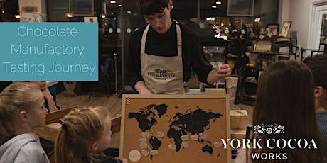 Chocolate Manufactory Tasting Journey - October 2021 tickets