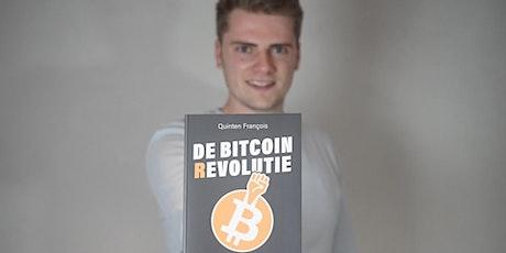 Expert Talk : Quinten Francois inclusief boek De Bitcoinrevolutie billets