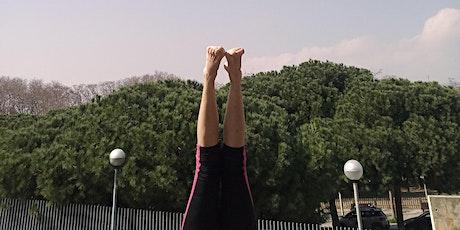 Yoga con Dana en el parque tickets