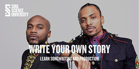 Hip Hop Songwriting & Music Production with Soul Science Lab biglietti
