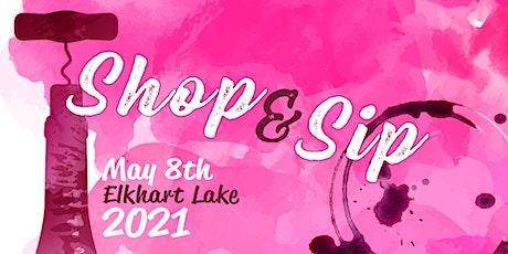 Shop & Sip Elkhart Lake tickets