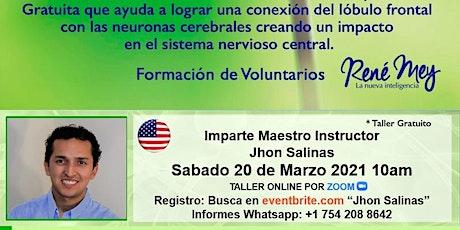 Jhon Salinas Marzo20 TalleresOnline Tecnicas Bienestar Emocional Rene Mey entradas
