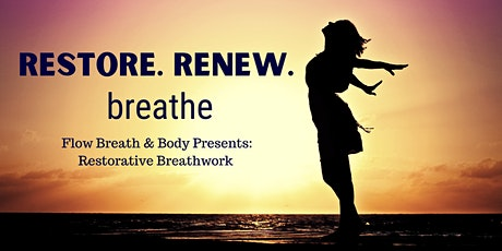 Restorative Breathwork tickets
