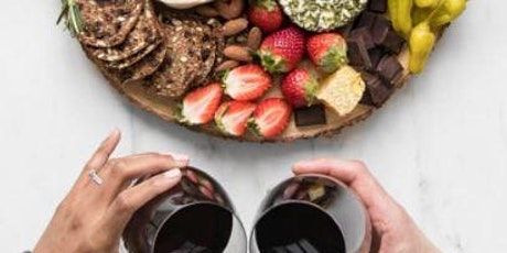 Wine and Design - Date Night Charcuterie for 2 tickets