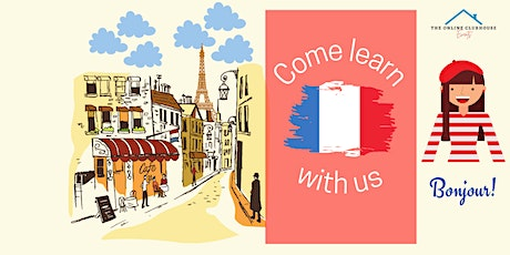 Free Trial: Learn French with Us tickets