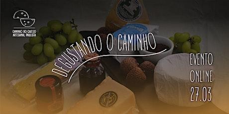 Degustando o Caminho do Queijo Paulista - 27.03 ingressos