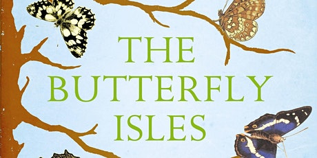 'The Butterfly Isles' by Patrick Barkham tickets
