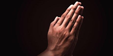 Culto de oração - 20h00 (individual) ingressos