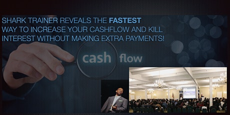 The FASTEST Way To Increase Cashflow While Killing Off Interest Debt in ME! tickets