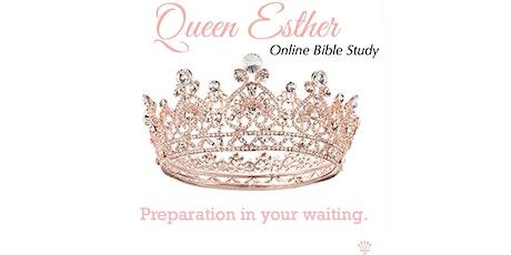 Queen Esther Online Study Tickets