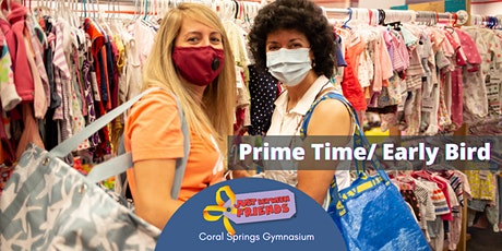 PRIME TIME Ticket | JBF Coral Springs | Apr 21 tickets
