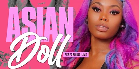 Asian Doll Performing Live tickets