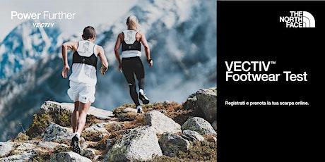 DF Sport Specialist Lissone - Vectiv Footwear Test biglietti