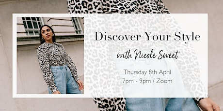 Discover Your Style with Nicole Sweet tickets