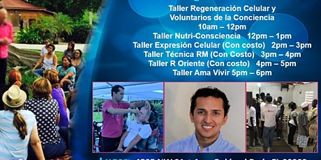 Jhon Salinas Marzo 21 Miami Talleres Tecnicas Medicina Emocional ReneMey tickets