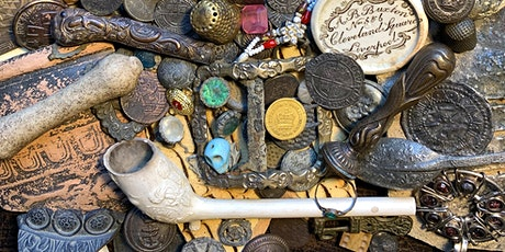 Virtual Talk: Thames Mudlarking; London's Lost Treasures tickets