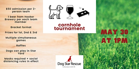 Cornhole Tournament Fundraiser tickets