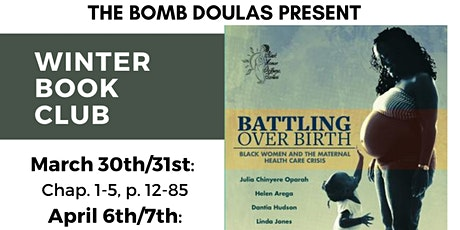 The BOMB Doulas Presents... Winter Book Club tickets