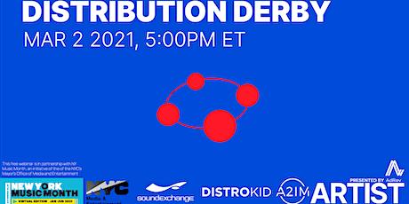 Distribution Derby tickets