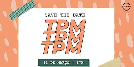 Culto de Mulheres- TPM - Sabado - 17h - 13.03.2020 ingressos