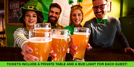 St. Patrick's Day Chicago at Old Crow Smokehouse Wrigleyville tickets