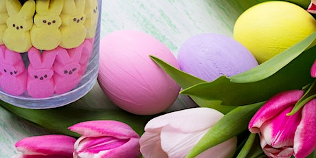 Layered Easter Candy Flower Arrangements tickets