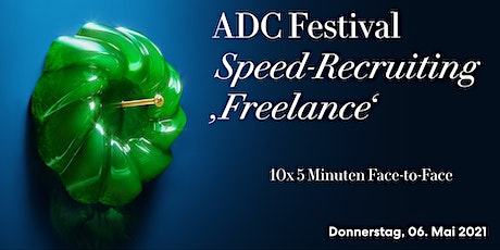 ADC Festival Speed-Recruiting 'Freelance' Tickets