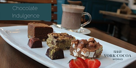 York Cocoa Works Chocolate Indulgence - May Reservations tickets