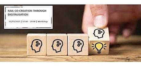 Workshop - Co-creation through digitalisation tickets