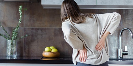 Common Causes and Treatments for Back Pain tickets