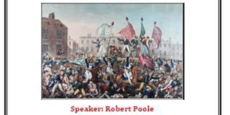 Authority on Trial - Speaker: Robert Poole tickets