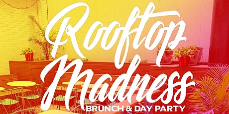 SUNDAY ROOFTOP MADNESS BOOZY BRUNCH - SOHO PARK #TIMESSQUARE tickets