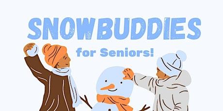 SNOWBUDDIES for Seniors tickets