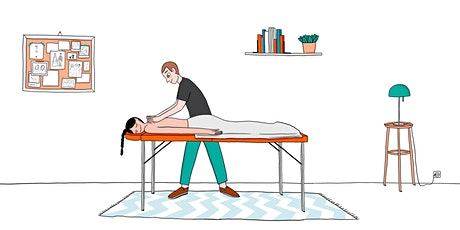 Formation : techniques de bases du massage bien-être - 03 au 07/05/2021 billets